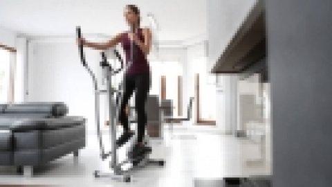جهاز التمارين الرياضية يساهم فى حرق السعرات الحرارية