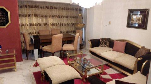 شقة مفروشة للايجار باقل سعر من اول مكرم