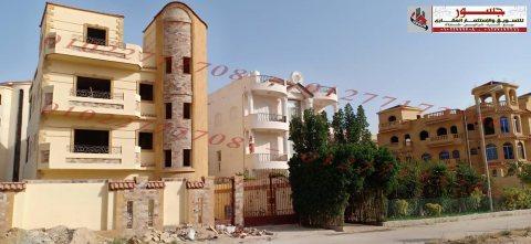 فيلا للبيع بمدينة برج العرب الجديدة رئيسي بحري