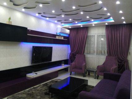 شقة مفروشة للايجار باقل سعر بجوار مسجد القوات المسلحة