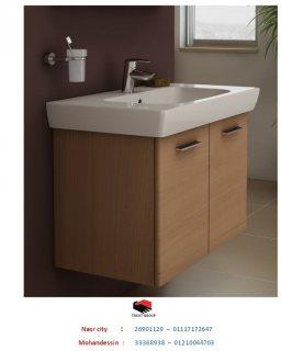 وحدات  خشب للحمامات  ، التوصيل لاى مكان          01210044703