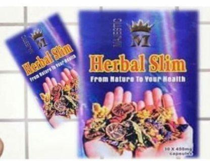 كبسولات هيربال سليم للتخسيس Herbal Slim