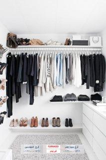 صور غرف ملابس، سعر المتر يبدا من 1200 جنيه       01270001596