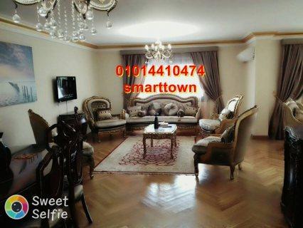 شقة مفروشة للايجار بموقع مميز امام سيتي ستارز مول مدينة نصر