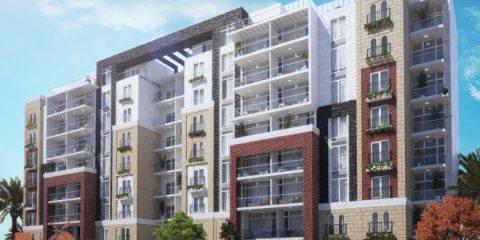 شقة 146م في كمبوند سواينو العاصمة الادارية الجديدة بأقل سعر للمتر .