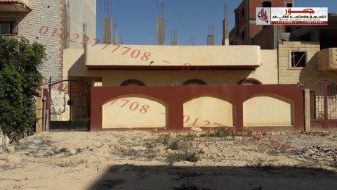 منزل للبيع برج العرب الجديدة 252م2