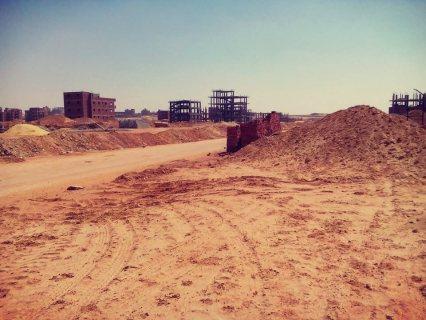 ارض للبيع بالحي الثامن الشيخ زايد
