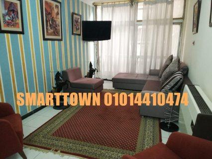 شقة مفروشة للايجار 5 دقائق من مول سيتي ستارز