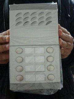 أجهزة انتركم لماركة farfisa الايطالية فردية و ثنائية