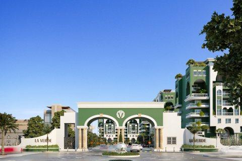 فى لافيردى العاصمة الإدارية الجديدة إمتلك شقة 90 متر نصف تشطيب