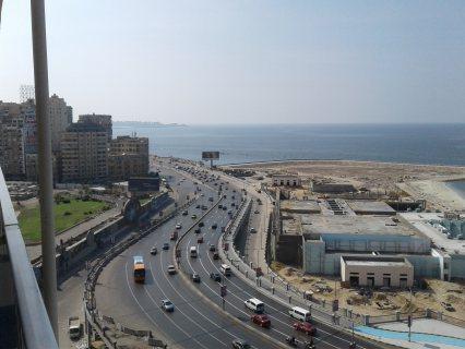 شقة للإيجار بعمارات ضباط مصطفى كامل ع البحر