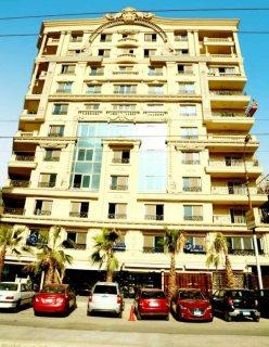 شقة للايجار ببرج حديث بمصر الجديدة للشركات والمراكز الكبرى