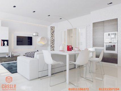 شطب بيتك مع كاسل للتشطيبات المعمارية و المقاولات العامة