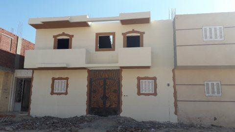 منزل للبيع برج العرب الجديدة  دورين