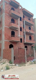 عمارة للبيع برج العرب الجديدة 260م2