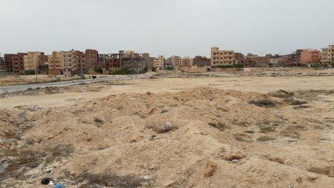 ارض مدرسة للبيع برج العرب الجديدة 7162 م2