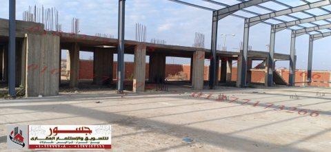 مصنع للبيع برج العرب الجديدة  10000م2