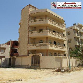 عمارة للبيع برج العرب الجديدة 295م2
