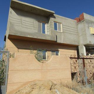 منزل للبيع برج العرب الجديدة امام مسطح اخضر