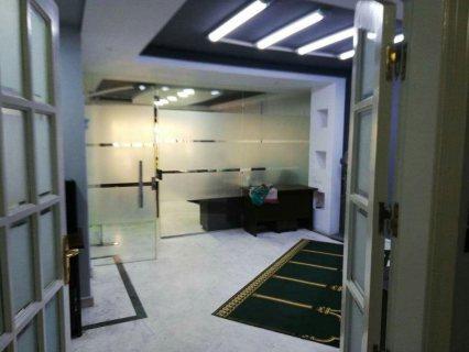 شقة لقطة للبيع مساحة 220 متر - تصلح سكني أو إداري و لأصحاب الشركات