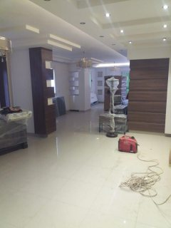 فرصه شقة للبيع مساحة 230 متر عباس العقاد
