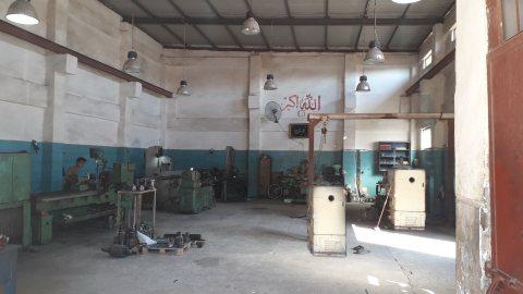 مصنع للبيع برج العرب الجديدة  460م2