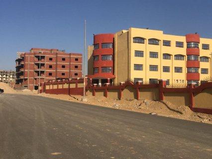ارض للبيع بالمنطقة المحصورة السياحية ب 6 أكتوبر