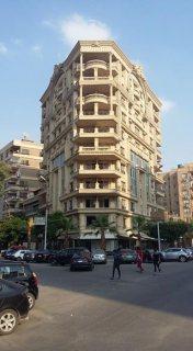 شقة للايجار بأرقى مواقع مصر الجديدة للشركات الكبرى