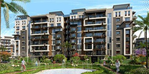 إمتلك شقة 155 متر في تاون جيت العاصمة الإدارية الجديدة متشطبة