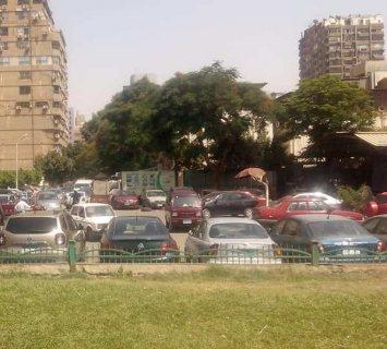 محل تجارى للايجار بموقع متميز بالمهندسين بجوار مسجد مصطفى محمود