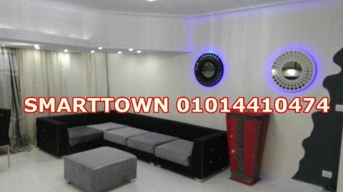 شقة مفروشة للايجار بجوار سيتي ستارز مباشرة بمدينة نصر