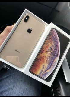 Apple iPhone XS Max - All GB - Gold (Factory Unlocked CDMA+GSM) Sealed