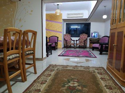من المالك شقة مفروشة للايجار بمدينةنصر بين أحمد فخري و #النادى_الأهلى