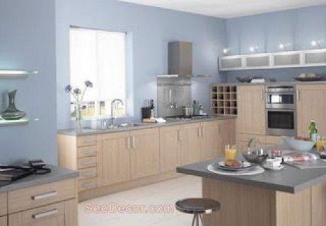 مطابخ اكريليك  - مطابخ خشب (شركة بلت ان للاتصال01211445057-22759390 )