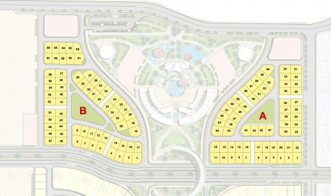 قطعتين أرض على محور التحرير حى9 اكتوبر
