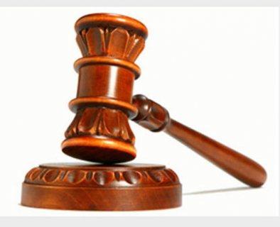 محامى ومستشار القضاء العسكرى والجنايات وتأسيس الشركات وقضايا الأسرة والإيجارات
