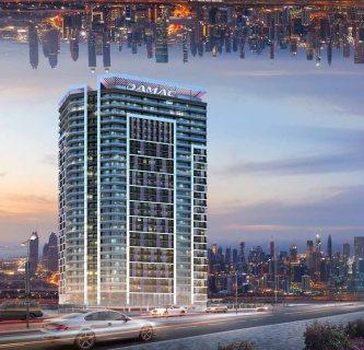 شقة في بالاس رزيدنسز مرسى خور دبي بمليون درهم واقساط على 7 سنوات