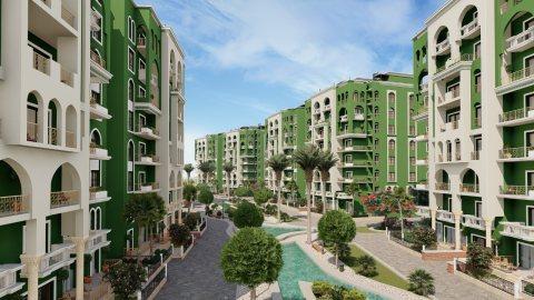 La Verde new capital