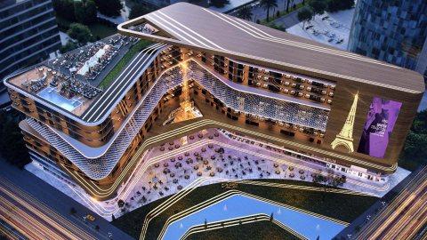 للتمليك والاستثمار الجاد والمميز محل مساحته 21م بأكبر مول بالعاصمةالادارية