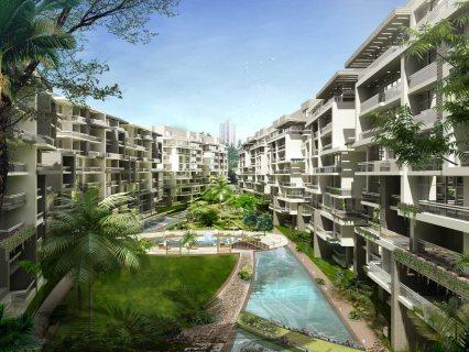 امتلك شقة متشطبة ب كمبوند لاكبيتال العاصمة الجديدة بالتقسيط