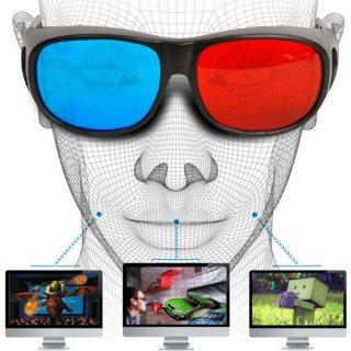 نظارة vision 3d