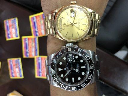We buy original used watches