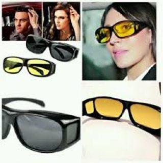 نظارات HD لتعزيز اللون والوضوح اثناء القياده