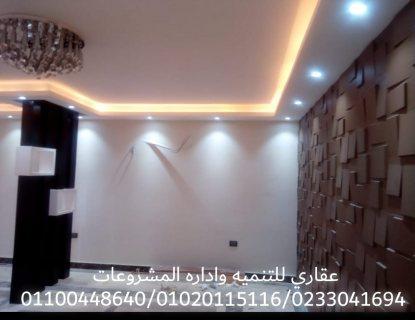 شركه تشطيبات  (  شركه عقاري  )  01020115116