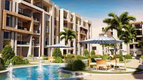 امتلك وحدتك باميز منطقة بمصر الجديدة في الشيراتون