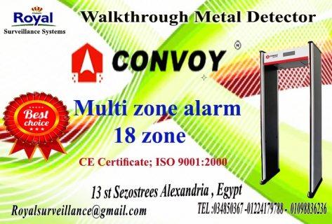 بوبات امنية للكشف عن المتفجرات والاسلحة ماركة ZK TECO