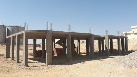 مصنع للبيع برج العرب الجديدة 4286م2