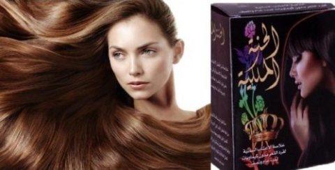 الحنه الملكية لتنعيم الشعر كالحرير وتطويله 01283360296