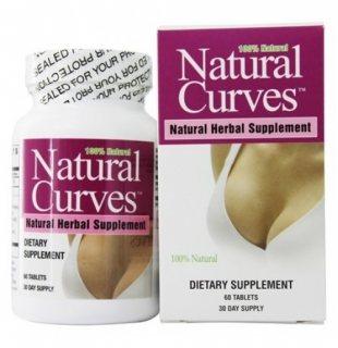 حبوب ناتشورال كيرفز natural curves.