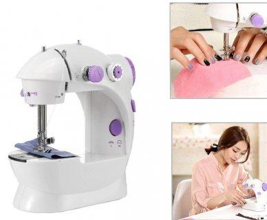 ماكينة الخياطة الكهربائية المحمولة سهوله الرؤيه والاستخدام